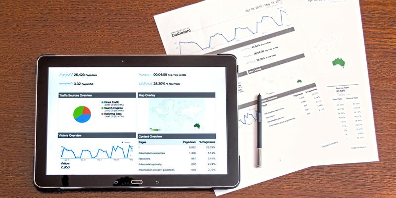 charts and statistics