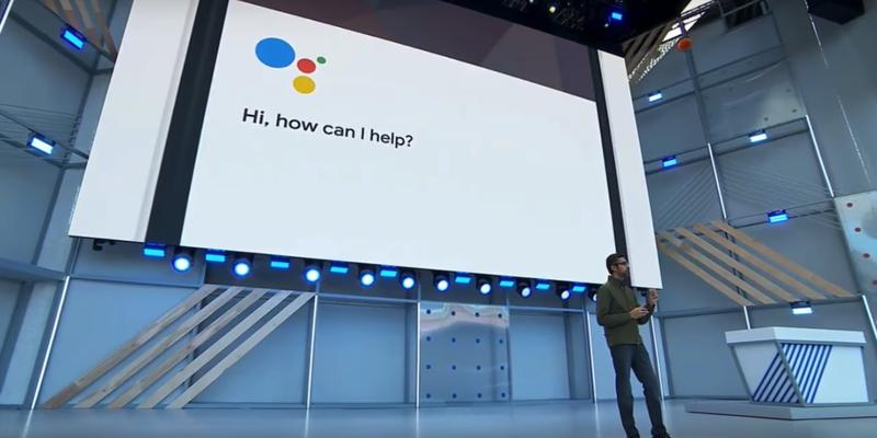 google duplex presentation